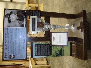 D. Earl Barnes' Service Honored in New Exhibit in The Whalehead Club's Wildlife Museum