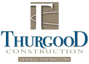Thurgood Construction Logo Design