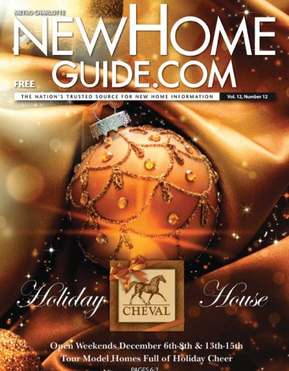 Cover for New Home Guide