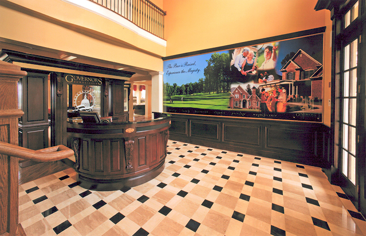 Governors Towne Club Sales Center