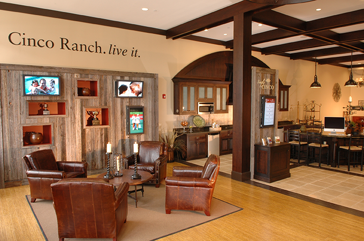 Cinco Ranch Lifestyle Center
