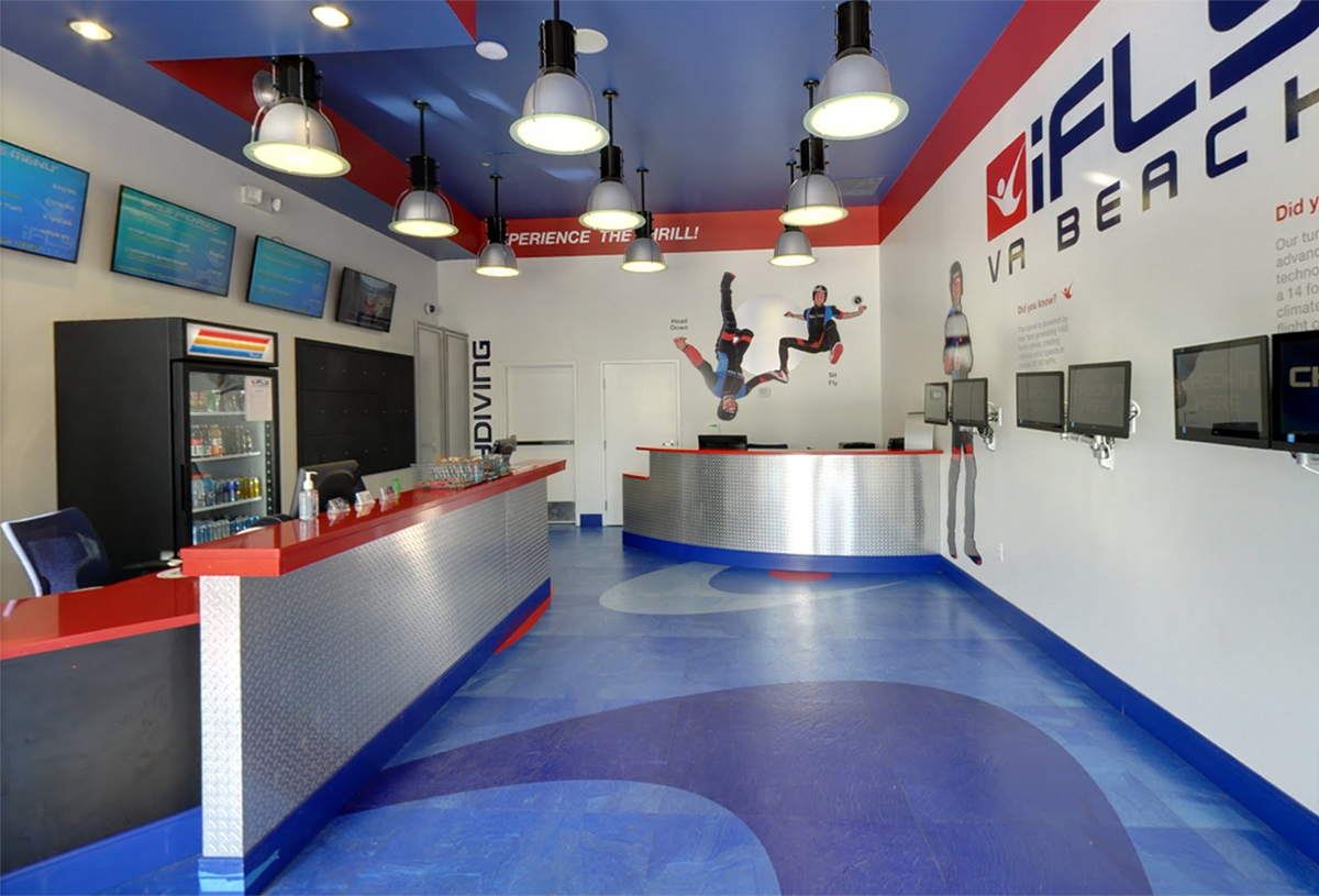 iFLY VA Beach Indoor Skydiving